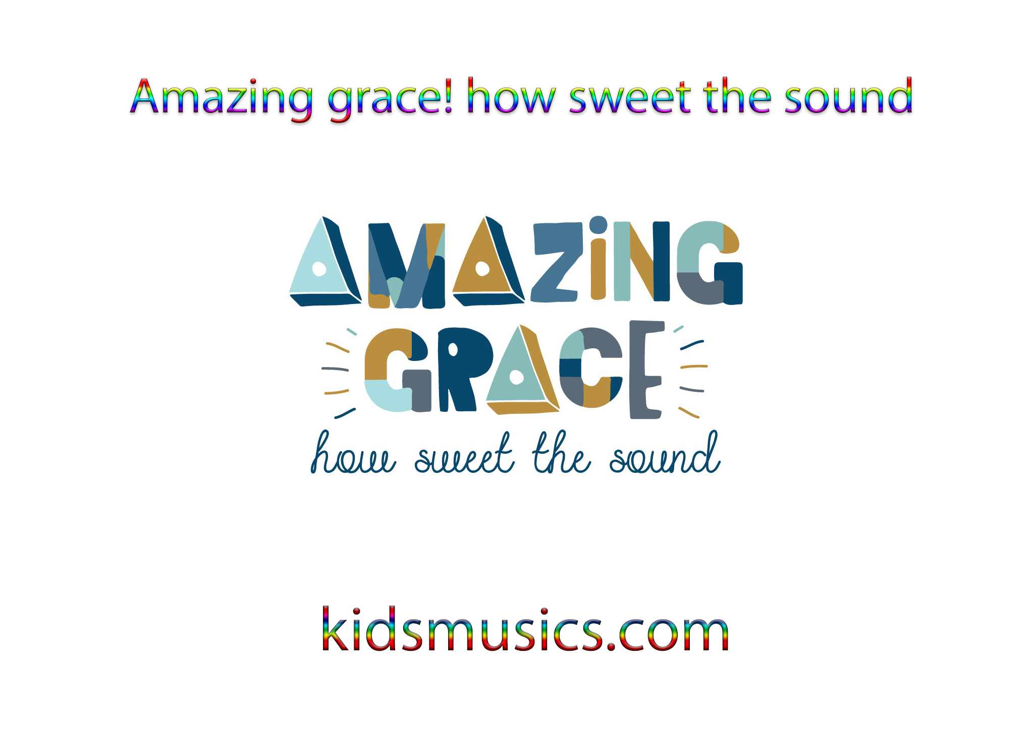 amazing grace how sweet the sound mp3 free download