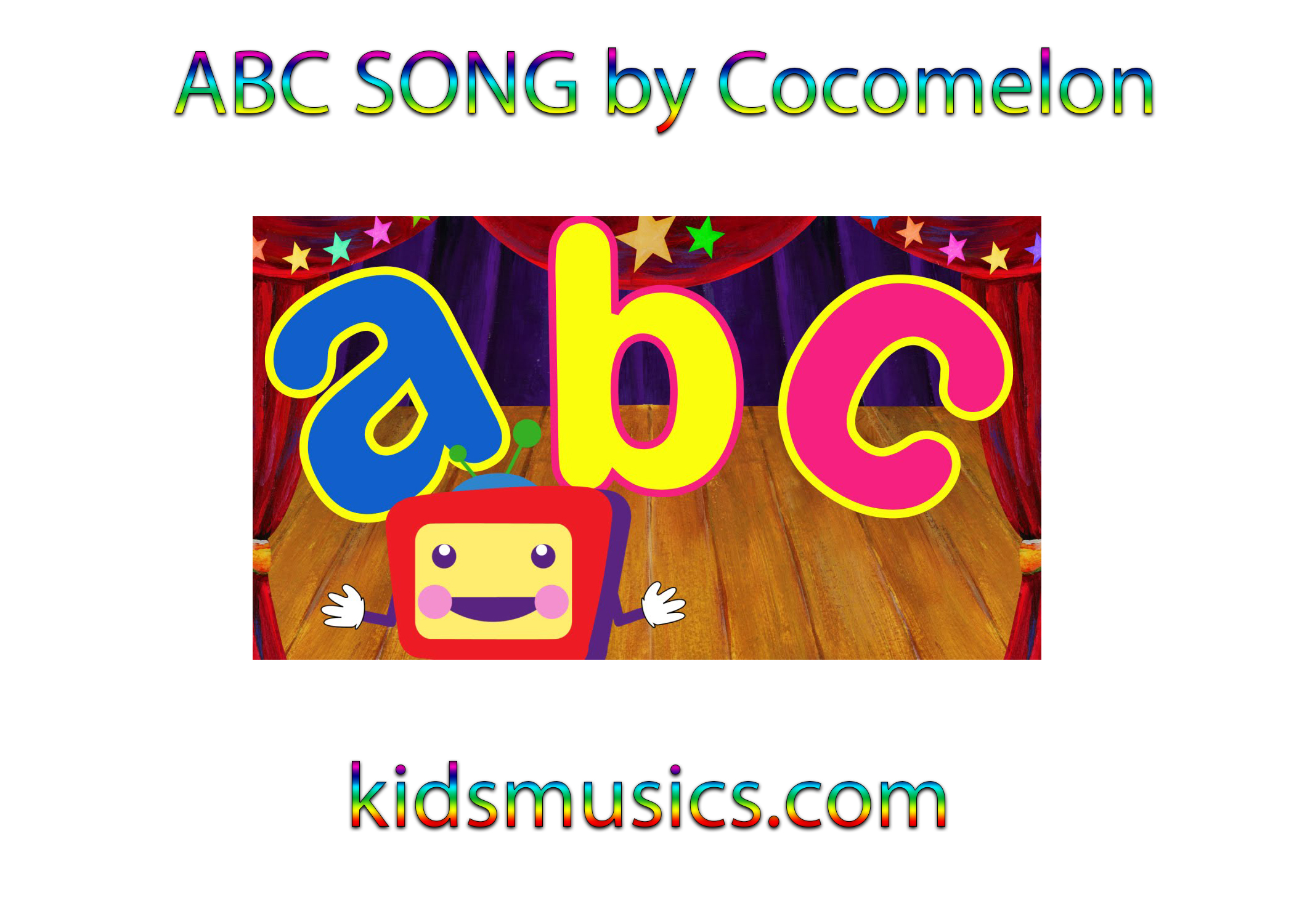 abc alphabet video song free download