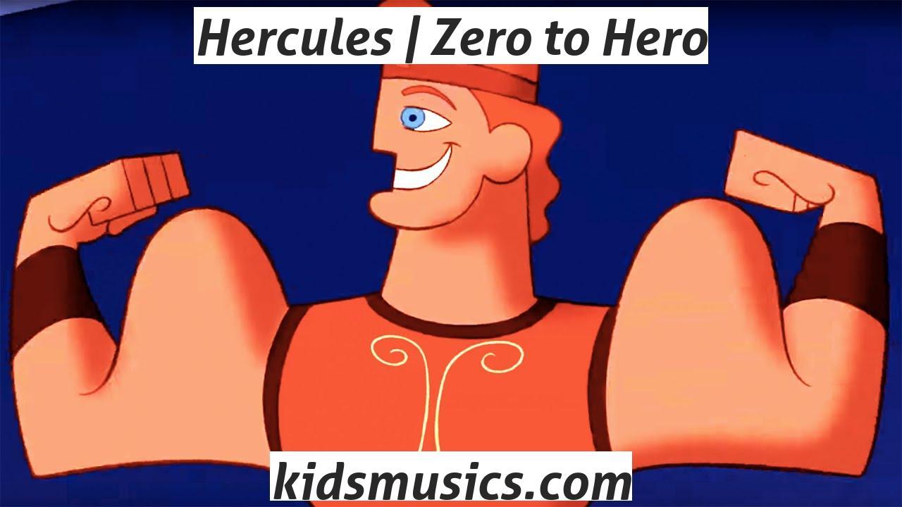 Is hercules a epic hero