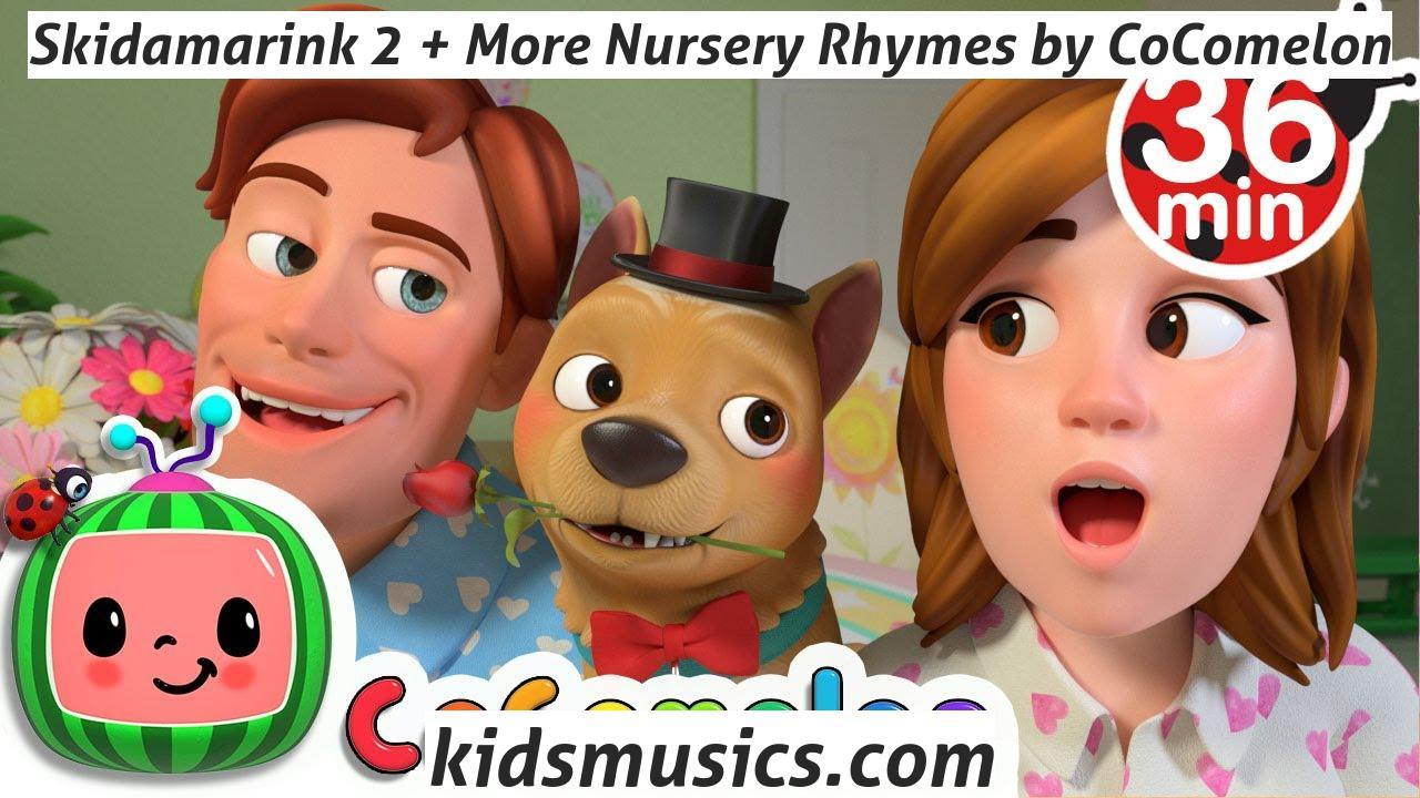 Skidamarink 2 More Nursery Rhymes By