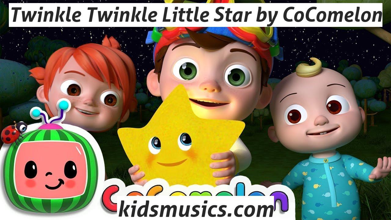 twinkle twinkle little star mp4 video song free download