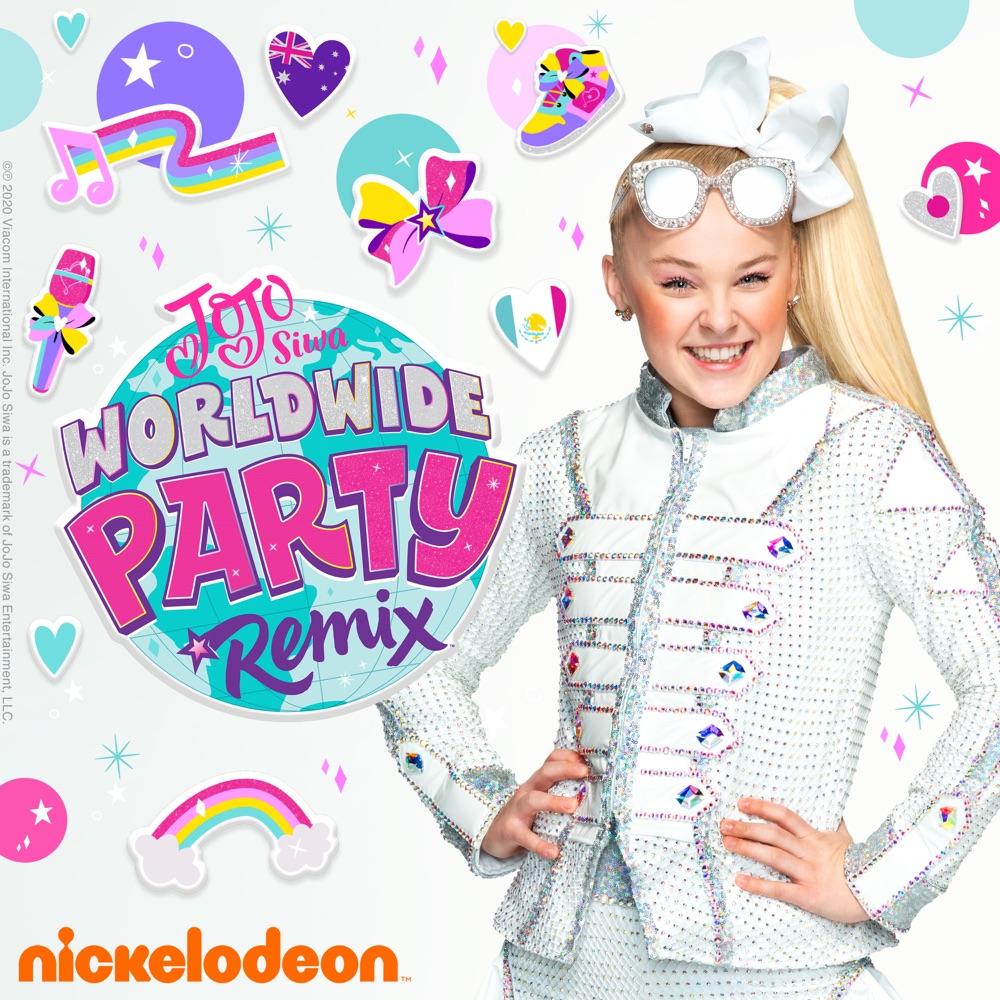 Kidsmusics Download Worldwide Party Remix By Jojo Siwa Free Mp3 320kbps Zip Archive
