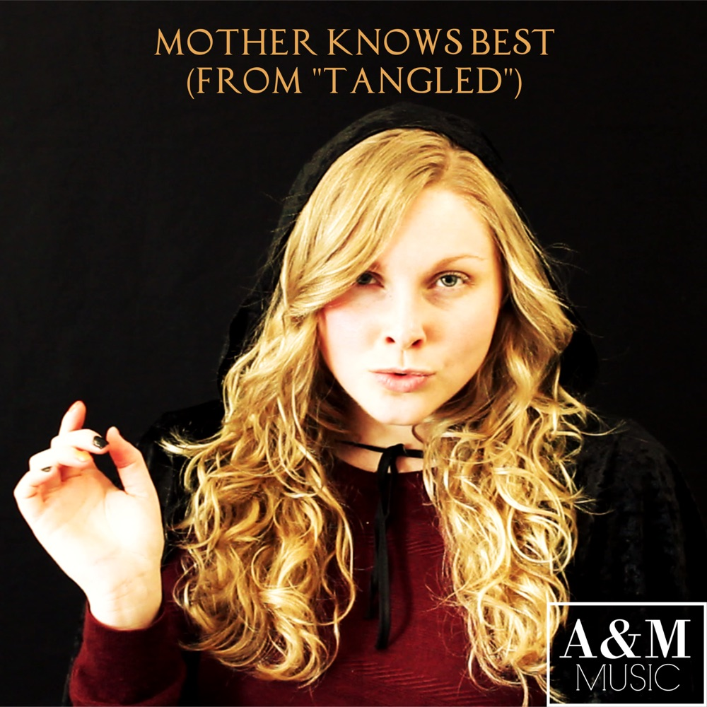 Kidsmusics Download Mother Knows Best From Tangled By Melannie Lewis Free Mp3 Zip Archive Flac