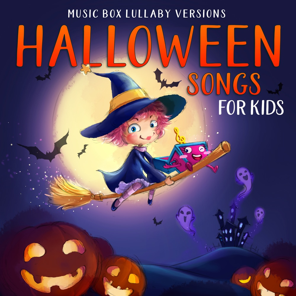 Halloween 2020 Theme Mp3 KidsMusics】 Halloween Songs For Kids (Music Box Lullaby Versions