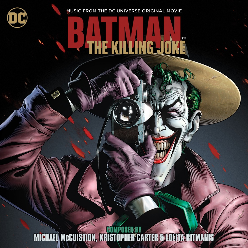 Kidsmusics Download Batman The Killing Joke Music From The Dc Universe Original Movie By Kristopher Carter Lolita Ritmanis Michael Mccuistion Free Mp3 320kbps Zip Archive